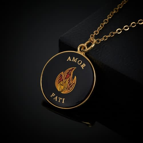 stoic-amor-fati-gold-plated-enamelled-black-pendant-necklace