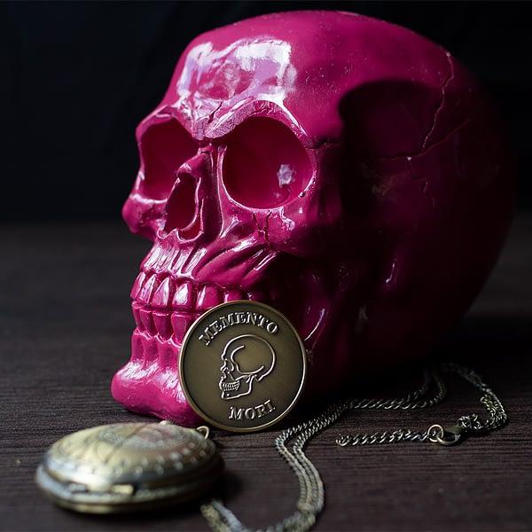 memento-mori-stoic-coin-skull-hourglass