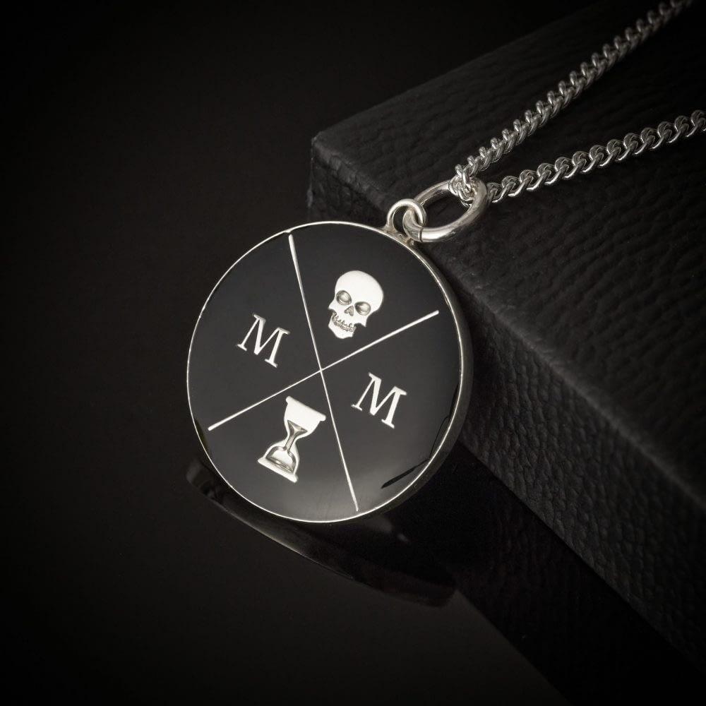 memento-mori-silver-and-black-pendant-necklace